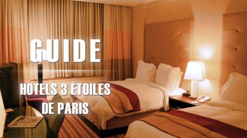 Les h tels 3 toiles de paris paris information for Hotel design 3 etoiles paris