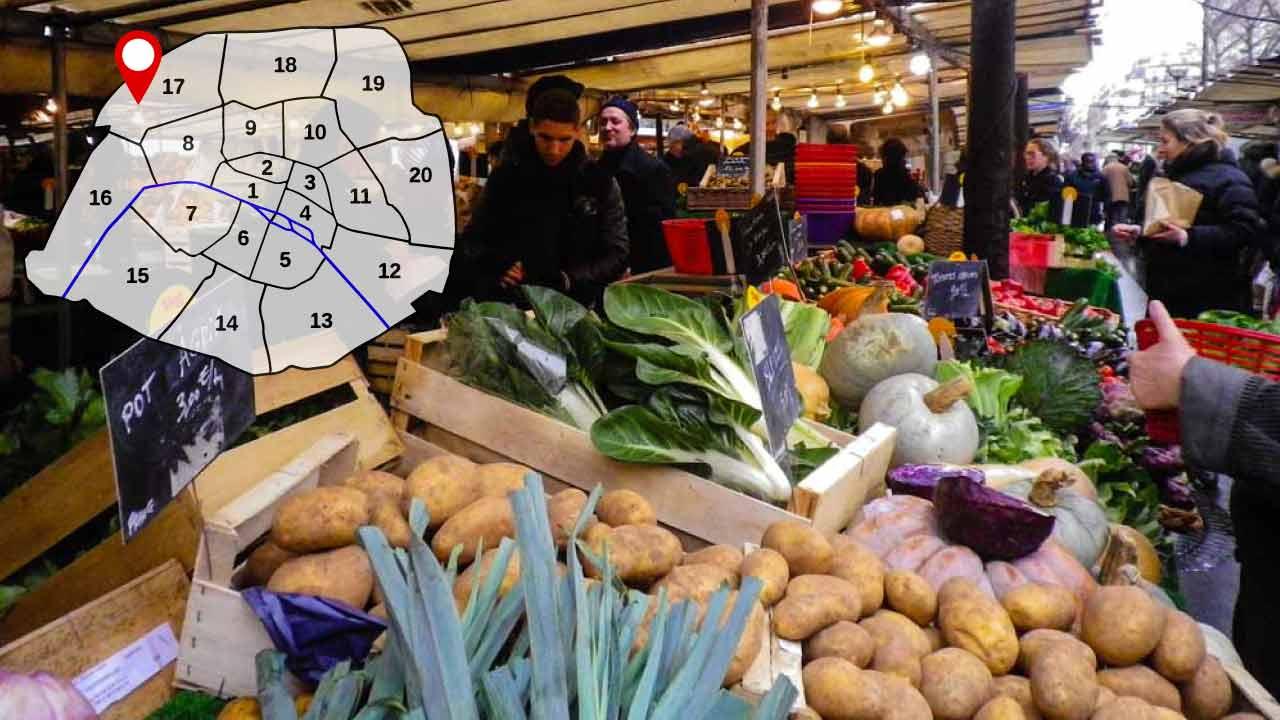 marché batignolles